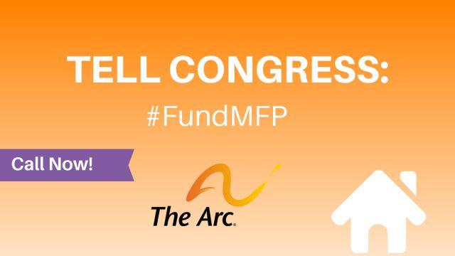 #FundMFP