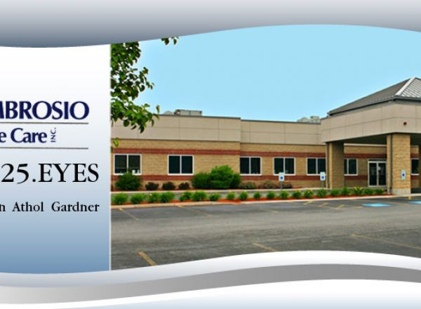 $100 gift card to and donated by D'Ambrosio Eye Care