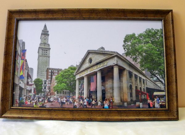 Quincy Market by Richard Jollimore