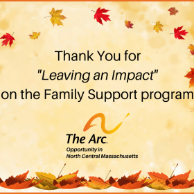 Thank you for leaving an impact on the Family Support Program