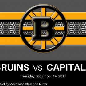 Bruins vs Capitals
