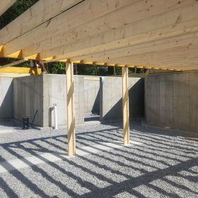 Floor Framing From Basement