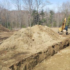Foundation Excavation 1
