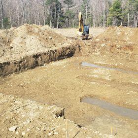 Foundation Excavation 4